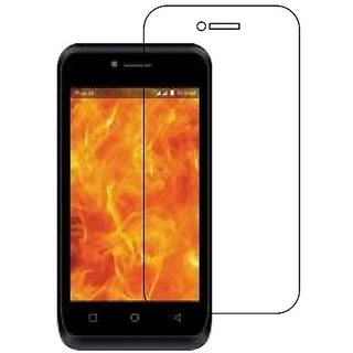 For Reliance Lyf FLAME 6 {Pack of 2} Screen Protector Tempered Glass Anti-Scratch Oil Coated Washable HD screen Guard