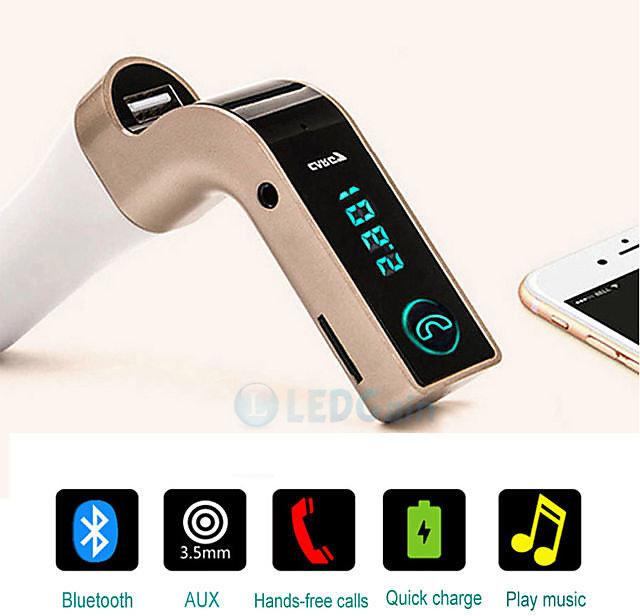 Car G7 Bluetooth Device