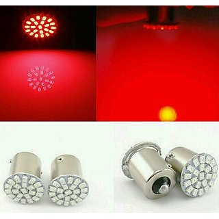 Uniqstuff 22 SMD Red Led Indicator bulb Turn Signal Lights Bulbs For Enfield Bullet Classic 350