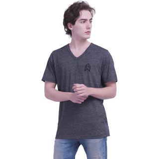 Radical Wear Men's Casual Regular Fit V Neck Short Sleeve T-Shirts for sprots /training /College