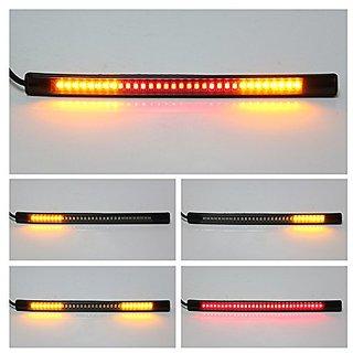 Flexible LED Strip Tail and Indicator Light for Yamaha Universal Bike