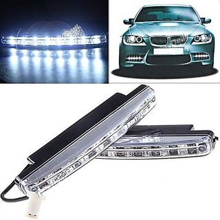 Car Daytime Super Running Light (8 LED)