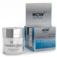 WOW Skin Science Fairness Cream SPF 20PA ++ - 50ml