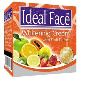 Ideal Face Whitening Cream With Fruit Extract