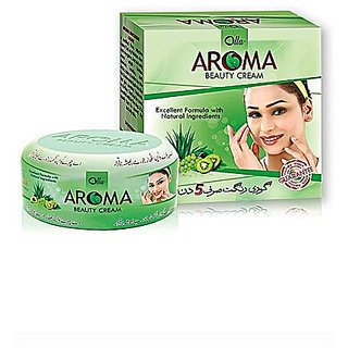 Aroma Beauty Cream Excellent Formula With Natural Ingredients