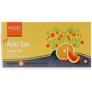 VLCC Anti Tan Single Facial Kit , 60g