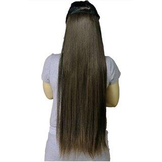 D DIVINE 5 Clip In Brown Hair Extension