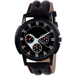 TRUE CHOICE SIMPLE AND SOBER LOOK ANALOG WATCH FOR MEN WITH 6 MONTH WARRANTY