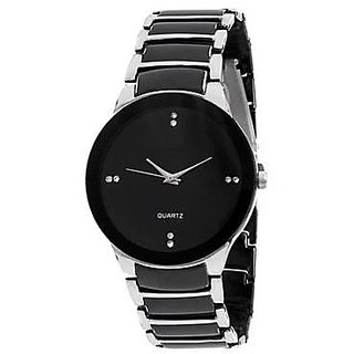 Men Iik Collection Analogue Silver Watch For Man