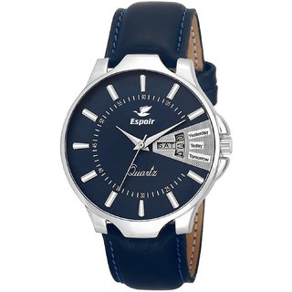 Blue Analog Watch For Men