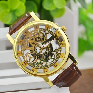 TRUE CHOICE NEW open dail watch for man