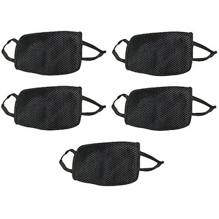 Imported Pollution Face Mask Pack Of 5