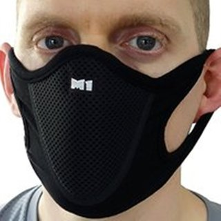 0425524602 Buy Tahiro Black Cotton Face Mask - Pack Of 1 Online - Get 39% Off