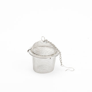lucky traders Stainless Steel Bucket Shaped Tea Filter / Tea Infuser / Tea Spice Strainer