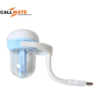 Callmate USB Car office Home Humidifier - Blue