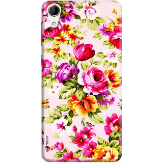 FABTODAY Back Cover for HTC Desire 728G - Design ID - 0269