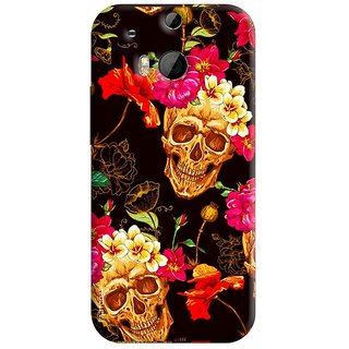 FABTODAY Back Cover for HTC One M8 - Design ID - 0157
