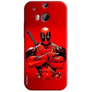 FABTODAY Back Cover for HTC One M8 - Design ID - 0168