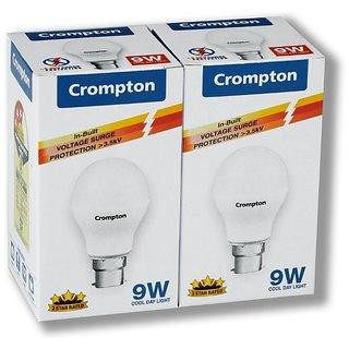 9wat led bulb pack off 2
