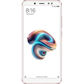 Redmi Note 5 Pro  Rose Gold, 64  GB   4  GB RAM
