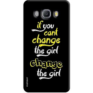 FABTODAY Back Cover for Samsung Galaxy On8 - Design ID - 0290