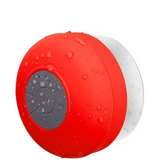 Pinnaclz Waterproof Shower Speaker S40 B Bluetooth Speakers