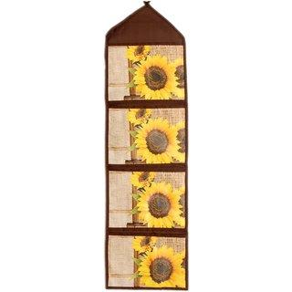 Winner 4 Pockets Magazine Holder Letter Holder Storage Organizer Wall Hanging Pockets -30005334