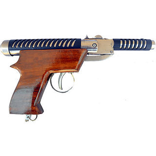 Charismacart Toy Metal Airgun with Free 200 Pellets
