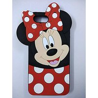 Oppo A3s Cute Mickey Mouse Soft Rubber Cartoon Back Cover Standard Quality