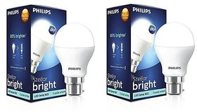 Phlips 9watt led pack of 2
