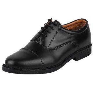 Bata Men Black Formal Lace Up Shoes