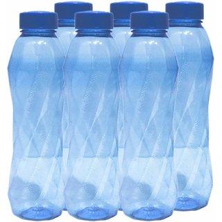 Digikida Fridge Silky Plastic Bottle Set of 6 900ml