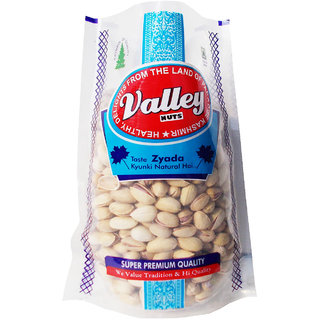 Valleynuts Premium Iranian Pistachios Salted and Roasted 400 Grams