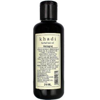 Khadi Bhringraj Hair oil 210ml