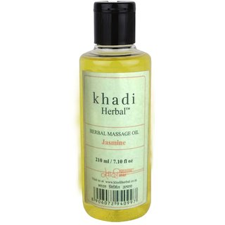 Khadi Jasmine Massage oil 210ml