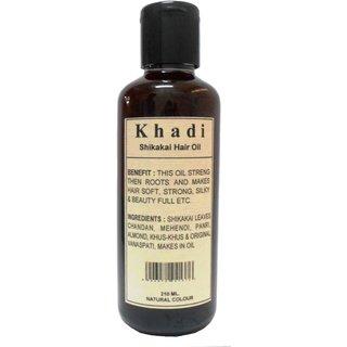 Khadi Shikakai Hair oil 210ml