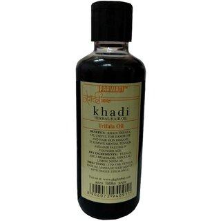 Khadi Trifla Hair oil 210ml