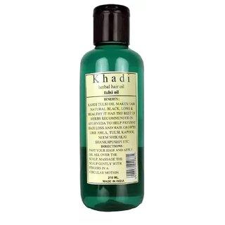 Khadi Tulsi Hair oil 210ml