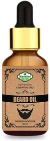 Meralite Beard Growth Oil For Men - 100 Natural Essential Oils Hair Oil  (30 ml)
