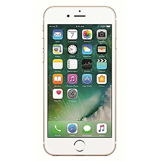 e519595d33542b Buy Refurbished Apple iPhone 6 64GB gold Online @ ₹13999 from ShopClues