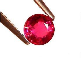 Jaipur Gemstone 8.25 -Ratti IGL&I Red Ruby Precious Gemstone