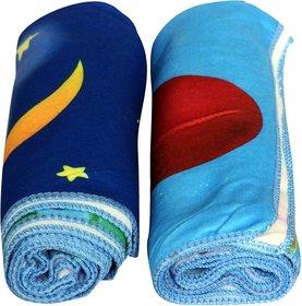 Z decor Set of 2 Baby Bath Towel (24x48 Inch)