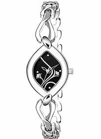 Swadesi Stuff Luxury Bangle Silver Color Watch for Women  Girls kk93