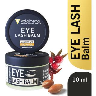 VOLAMENA Eye Lash Balm with Castor oil Argan oil Vitamin E 10 ml 0.3 e fl.oz