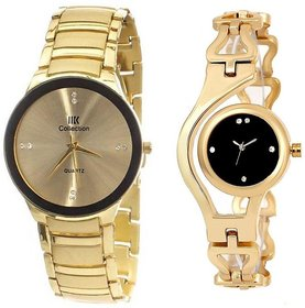 TRUE CHOICE NEW BEST COUPLE WATCH WITH 6 MONTH WARRNTY