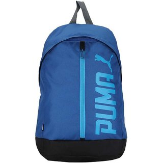 Puma Pioneer Cap Blue Backpack