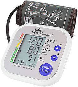 Dr Morepen Blood Pressure Monitor BP-02