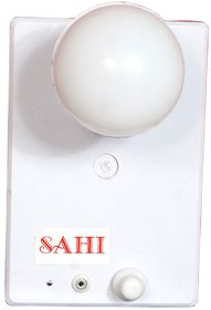 Sahi rechargeable LED Bulb with charger Emergency Lights  (White)