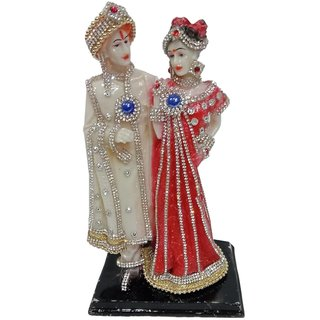 PGG Couple Showpiece (5x3.5x9 inch)