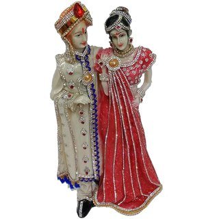 PGG Couple Showpiece (7X5X13.5 inch)